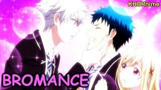 THE BROMANCE IS REAL IN THIS VIDEO! | Funny Anime Moments | 面白いアニメの瞬間