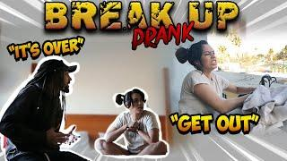 Boyfriend Breaks Up with Girlfriend Prank! *GONE WRONG*