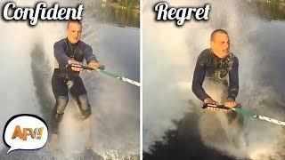 WATER FAILS to Laugh At! | Funniest Fails AFV 2019