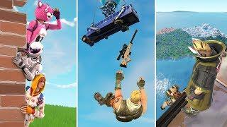 Noobs are TERRIFIED of These Pro Players! Fortnite Funny Moments