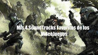 Mis 4 SoundTracks Favoritos de los VideoJuegos (Faaban Takao)