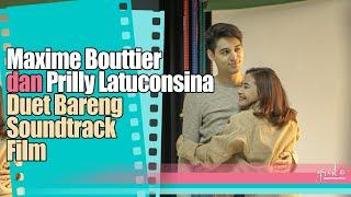 Maxime Bouttier Duet Dengan Prilly Latuconsina Dalam Single Soundtrack Film
