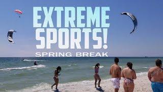 Extreme Sports Spring Break **Biking, Paddle Boarding & Kite Surfing