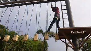 Pretend Play Adventures 1st Level Completed Sports Video | Extreme Sports Compilation | Play Toys Tv
