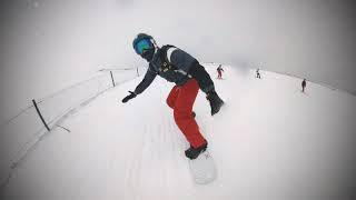 Extreme sport - GoPro Fusion - Snwoboarding - Abruzzo