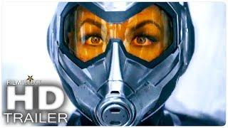 ANT MAN AND THE WASP Trailer 2 (Extended) 2018