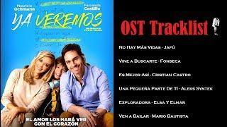 Ya Veremos Soundtrack | OST Tracklist