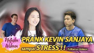 Prank Kevin Sanjaya sampai STRESS ft Marcus Gideon