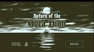 Return of the Obra Dinn Soundtrack - Main Theme