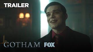 Final Season Movie Trailer | Season 5 | GOTHAM