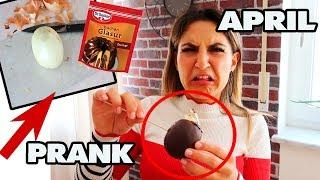 MEGA APRIL PRANK - APRIL FOOL !! PRANK AN EHEFRAU | TBATB