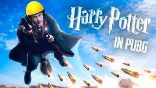 HARRY POTTER JOINS PUBG!!!  Best PUBG Moments and Funny Highlights - Ep.527