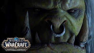 "World Of Warcraft Battle For Azeroth - ""Lost Honor"" Cinematic Trailer 