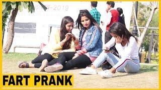 Fart Prank   THF 2.0   Ashish Goyal   Simran Verma   Pranks In India