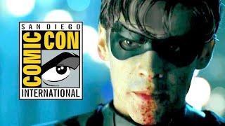 TITANS Official Trailer #1 (2018) NEW Comic Con - DC Universe Superhero TV Series