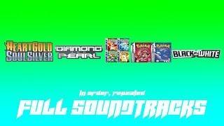 Pokemon Soundtracks LIVE
