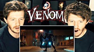 VENOM - Official Trailer 2 - REACTION!!!