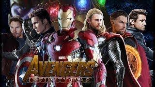 ☆ Vengadores Infinity War Avengers 2018 ☆ Español Latino Nuevas HD Trailers 2018 ☆ Trailers Película