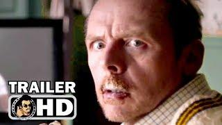 SLAUGHTERHOUSE RULEZ Trailer (2018) Simon Pegg, Nick Frost Horror