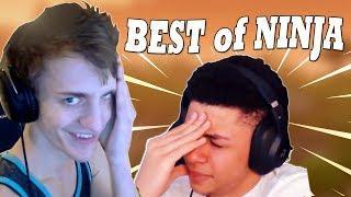 When Ninja Troll Myth - Best Of Ninja Kills Montage | Fortnite Funny Moments