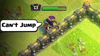 TOP COC Funny Moments, Glitches, Fails and Trolls Compilation #12 | CLASh OF CLANS Funny Video