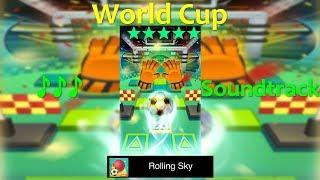 Rolling Sky Level 28 – World Cup Soundtrack