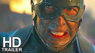 AVENGERS ENDGAME Official Trailer #2 (2019) Marvel, SuperHero Movie HD
