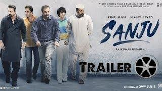 Sanju Official Trailer | Released | Ranbir Kapoor, Sonam Kapoor, Sanjay Dutt, Anushka Sharma