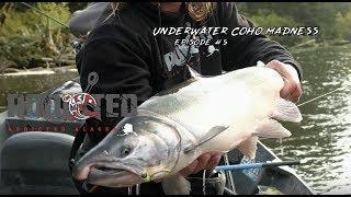 Addicted Alaska Ep. #5 | Underwater Coho Madness & The Epic Fishing Prank