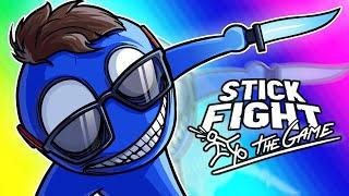 Stick Fight Funny Moments - Moo The Ghostly Slasher!