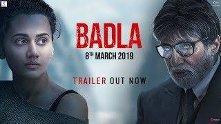 Badla | Official Trailer | Amitabh Bachchan | Taapsee Pannu | Sujoy Ghosh | 8th March 2019