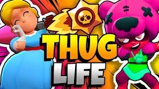 BRAWL STARS THUG LIFE: Funny Moments EP. 26 (Brawl Stars Epic Wins & Fails)