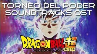 Dragon Ball Super - Torneo del Poder Soundtracks (OST)