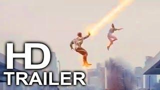 AVENGERS 4 ENDGAME Iron Man & Captain Marvel Fight Trailer NEW (2019) Marvel Superhero Movie HD