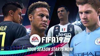 FIFA 19 Demo Trailer | Your Season Starts Now