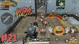 PUBG Mobile WTF | Funny Moments Episode 21