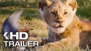 THE LION KING - 6 Minutes Trailers & Spots (2019)