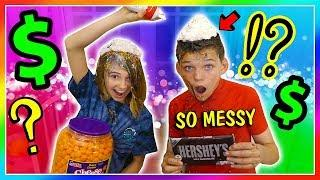 EXTREME PRICE IS RIGHT | Loser turns into an ice cream sundae | We Are The Davises