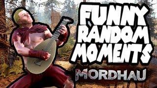 Mordhau funny random moments montage