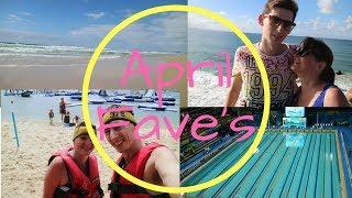 April Favourites | Extreme Sports | The CommonWealth Games | Just Jamie