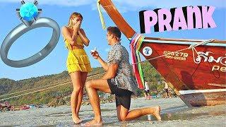 Proposal Prank On My Girlfriend