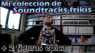 RaziFrikadas: Dos figuras épicas + mi colección de Soundtracks frikis