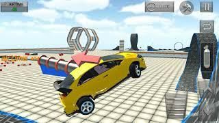Extreme Sports Car Stunts 3D - Vital Games Android Gameplay | Racing Sports Cars Games For Kids
