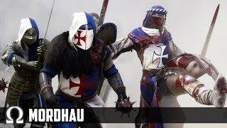 MEDIEVAL DUELS WITH FRIENDS! | Mordhau Funny Moments Feat. H2O Delirious, Toonz, Squirrel