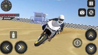 Real High Extreme Sports Bike City Racer Game || Bike Games || Bike 3D Racing Games