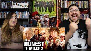 Doctor Who HONEST TRAILERS - Classic Trailer Reaction / Review