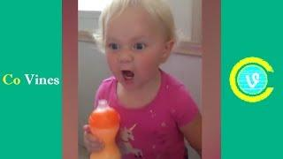 Try Not To Laugh Watching Funny Kids Fails Compilation December 2018 #2 - Co Vines✔