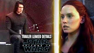 Star Wars Episode 9 Trailer Leaked Details Revealed! (Star Wars News)