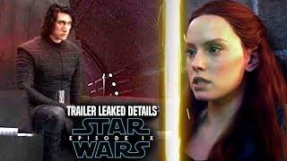 Star Wars Episode 9 Trailer Leaked Details Revealed! (Star Wars News)