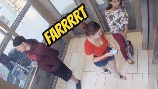 WET Fart Prank In the Elevator!!!